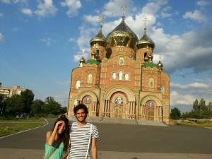 Michela e Giacomo ritornano dall'Ucraina e ci raccontano….