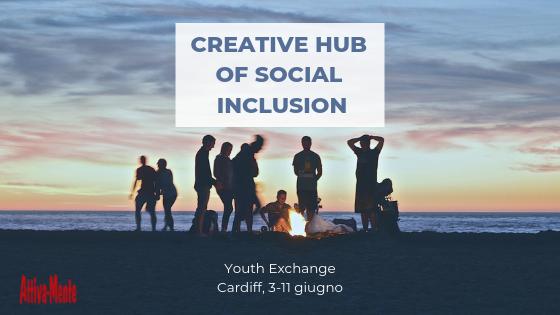 Creative Hub of Social Inclusion – Cardiff