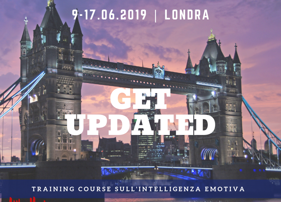 Get Updated – Training Course a Londra