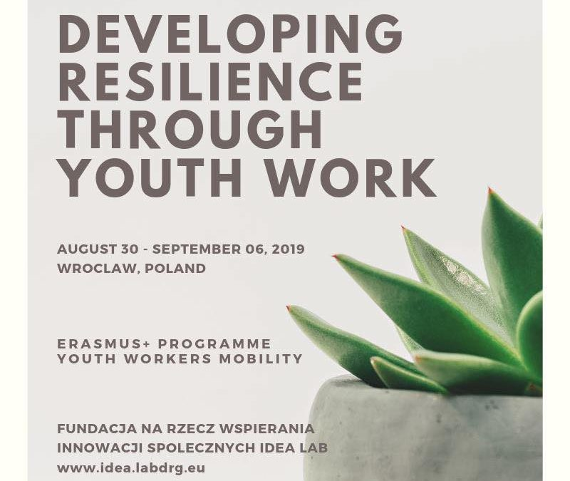 Developing Resilience through Youth Work
